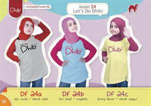 Kaos Family Dhikr Shukr Orange new katalog 4 kaos muslim dhikr