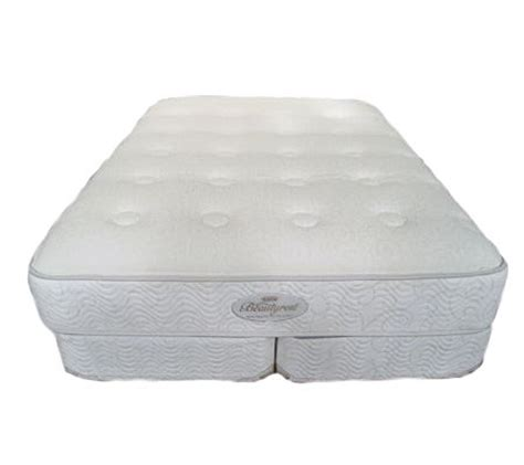 olympic queen bed beautyrest aria olympic queen mattress set qvc com
