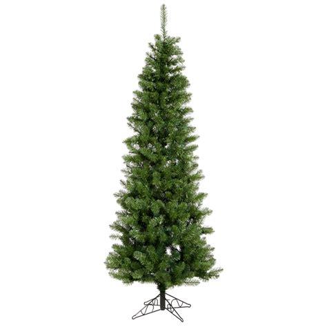 6 5 foot salem pencil pine christmas tree unlit a103065