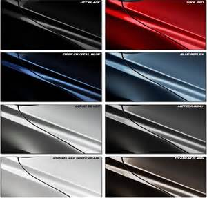 what color 2014 mazda 3 is your favorite page 20 2004