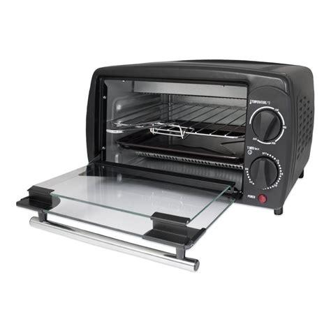 Mini Electric Grill Toaster 9l 800w mini electric oven grill toaster black counter