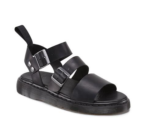 Best Seller Flat Shoes Dr 11 Hitam Murah Meriah gryphon brando s sandals official dr martens store