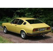 Audi 100 Coupe Images 5 From 10