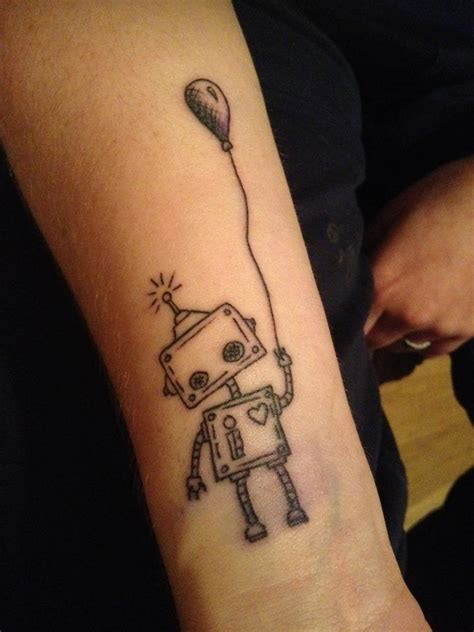 100 s of robot tattoo design ideas pictures gallery