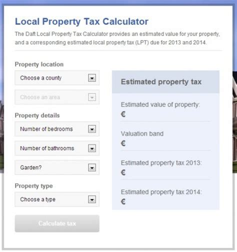 house value calculator revenue s property tax calculator adding to distress of homeowners