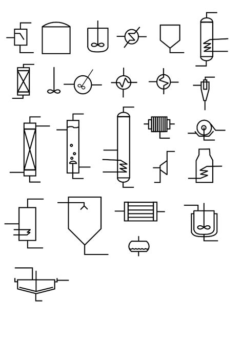 visio engineering shapes visio chemical symbols