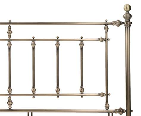 Antique Brass Bed Frame Imperial Antique Brass Metal Bed Frame