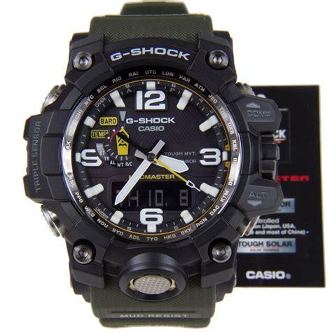 Casio Mudmaster Gwg 1000 1a casio g shock mudmaster gwg 1000 1a3 gwg 1000 1a ebay