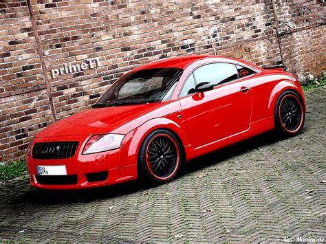 Scheinwerfer Polieren Audi Tt by Rot Schwarz In Perfektion Christians Tt 8n