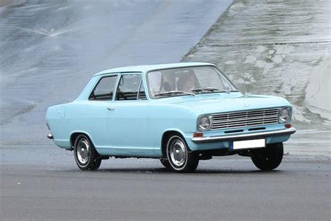 opel kadett 1960 voiture ann 233 e 1960 1970 jaune opel les vedettes du
