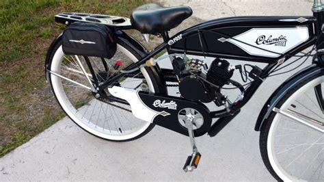 motorized for sale motorized columbia 1937 replica bike for sale
