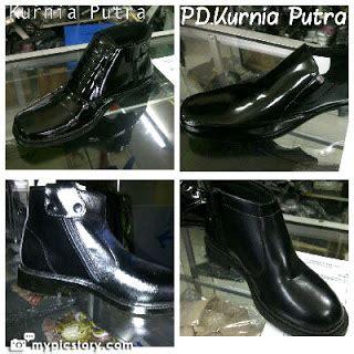 Harga Sepatu Paskibra Putra equipment konfeksi aneka sepatu pdh