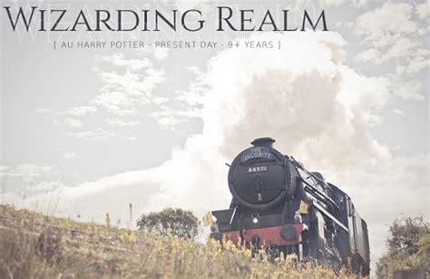 Wizarding Realm | wizarding realm jcink