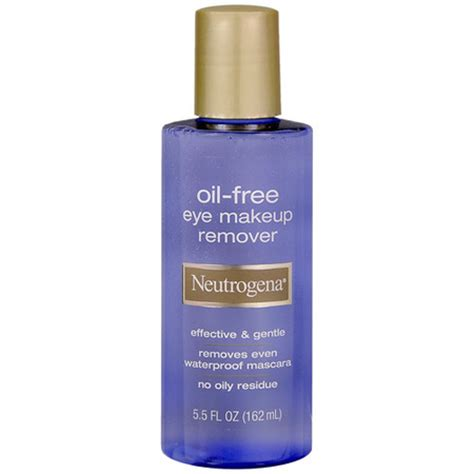 Neutrogena Free Eye Lip Makeup Remover Pembersih Make Up 29 model makeup remover vizitmir