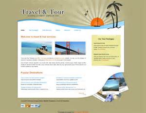 Tour Template by Free Travel And Tour Css Web Template Templates