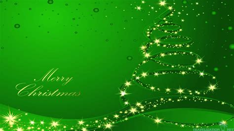 new year green green card lights card and decore