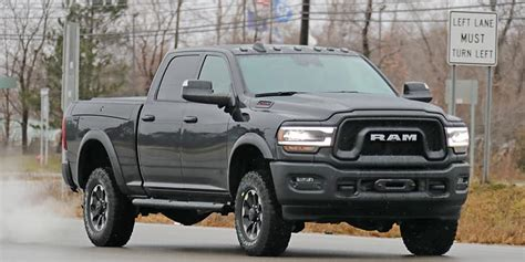 2020 Dodge Ram Hd by More Details For The Upcoming 2020 Ram Hd Trucks