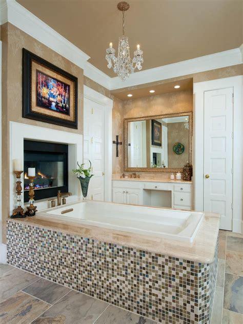 glamorous bathroom ideas glamorous master bathroom barbara gilbert hgtv