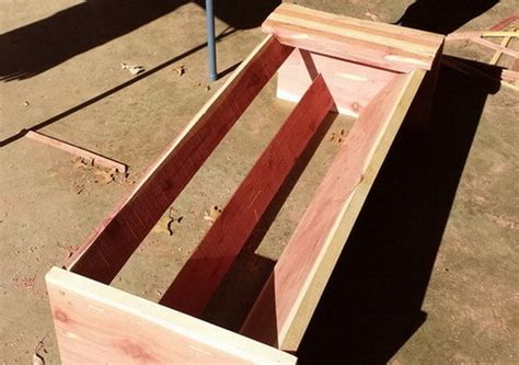 how to build bar top how to build your own diy top bar beehive