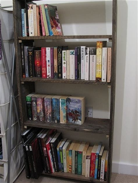 diy bookshelf pdf woodworking