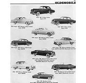 Identifying 1946 To 1953 Oldsmobile Automobiles  Route 66