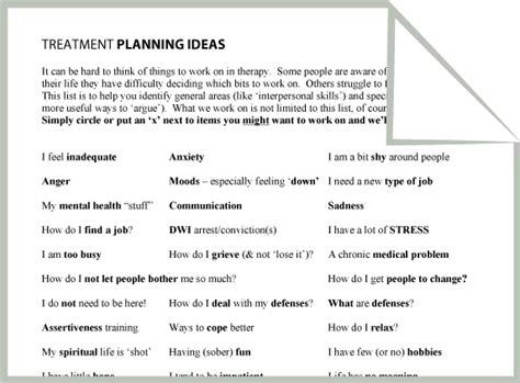 Mental Health Treatment Planning Ideas Worksheet Google Search Social Worked It Pinterest Mental Health Treatment Plan Template 2