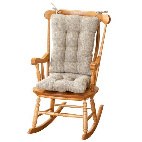 rocking chair cusion tyson rocking chair cushion set rocker cushions miles