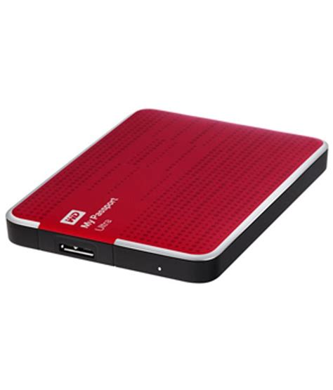 Harddisk External 500gb Wd wd my passport ultra 500gb portable external drive buy rs snapdeal
