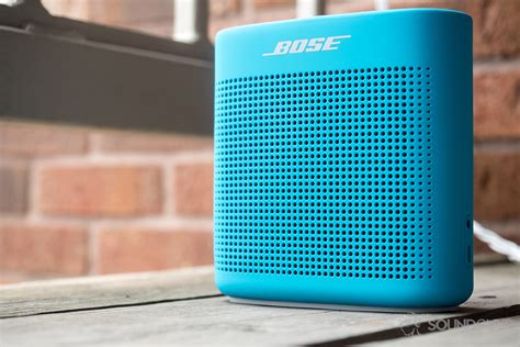 bose soundlink color review bose soundlink color ii review soundguys