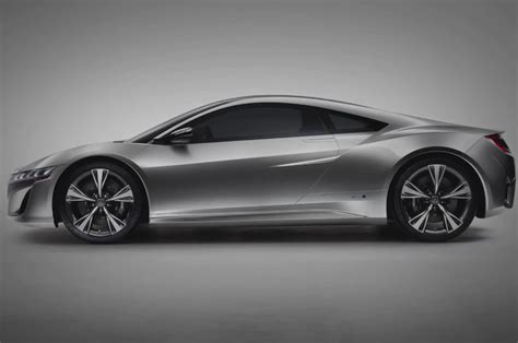 Acura Nsx Debut Finally Production Ready Acura Nsx To Debut In Detroit
