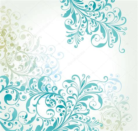 pattern vector background tutorial vector background with a flower pattern stock vector