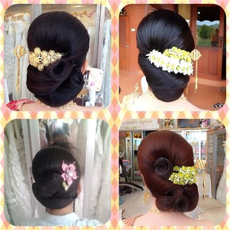 hairstyle thailand 18 best images about thailand hair on pinterest wedding