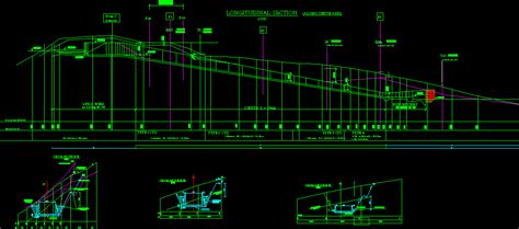 spillway dwg block  autocad designs cad