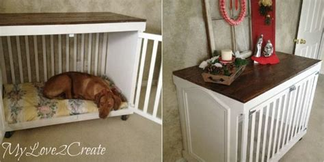 dog crate made out of dresser 34 best images about homeade dog crate on old