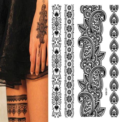 tattoo bracelet online online get cheap foot bracelet tattoos aliexpress com