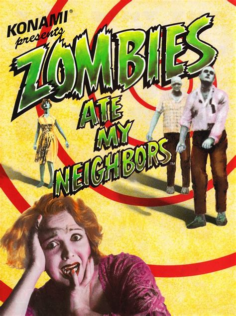 my ate zombies ate my neighbors gamefabrique