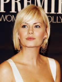 hairstyles that thin the medium haircuts with bangs bob hairstyles for fine hair