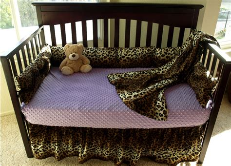leopard crib bedding leopard baby bedding 16 sheet color options