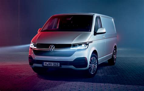2020 volkswagen transporter volkswagen transporter t6 2020 preview vanguide co uk
