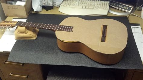 Fret Flat Cardboard Speakers by Gibson C 0 Classical Guitar Fret Dress The Unbroken String