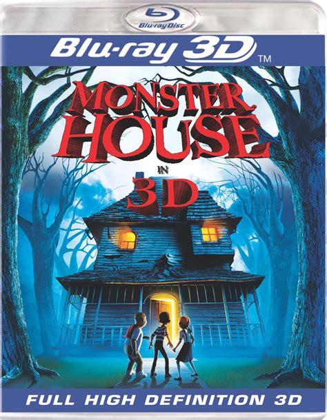 film blu ray 3d monster house 3d blu ray ign
