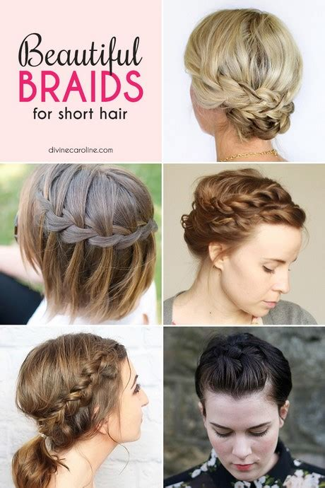 easy braided hairstyles for hair