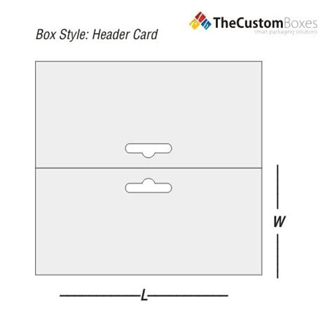 header card boxes designing and printing services