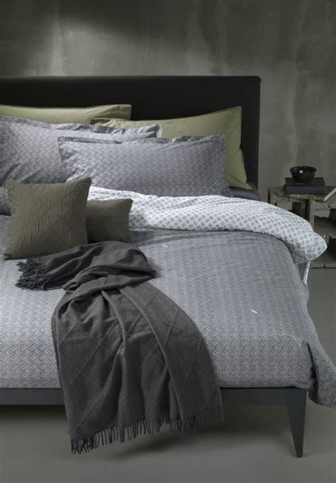 fashionable bedroom style with diesel living bed linen - Diesel Bed Linen