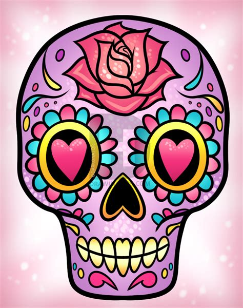 for sugar skull how to draw a sugar skull easy step by step drawing