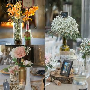 Mexican Interior Paint Colors 8 Diy Ideas Of Wine Bottles Wedding Centerpiece