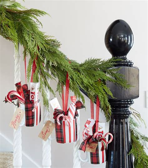 banister christmas ideas 40 festive christmas banister decorations ideas all