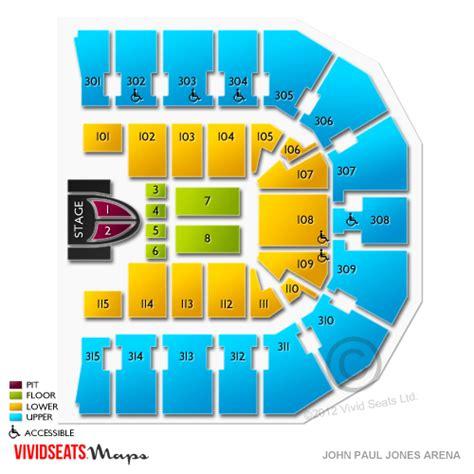 paul jones arena interactive seating chart paul jones arena tickets paul jones arena