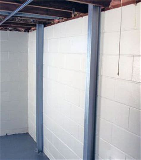 foundation wall repair in mansfield springfield columbus