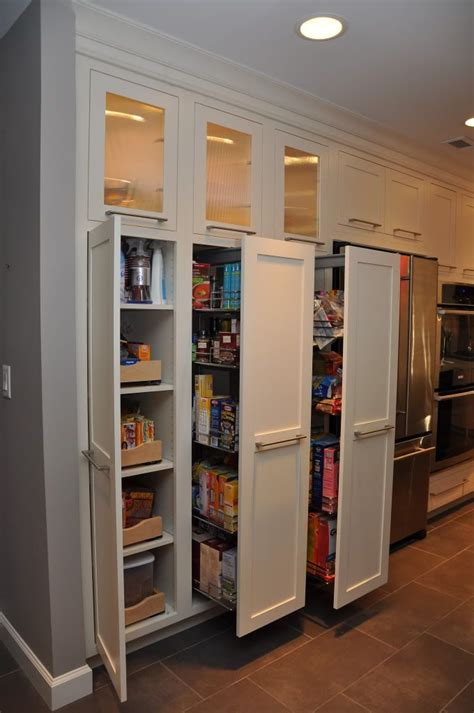 cool ideas  tips  design kitchen pantry superhit ideas